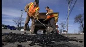 Toate străzile din Scărișoara vor fi asfaltate