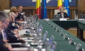 Viorica Dăncilă mai face astăzi o ședință de Guvern. Primarii cu ochii pe buget