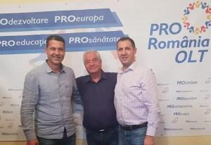 Niță îl detronează pe Dan Silvian de la conducerea Pro România