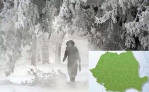 Alertă meteo. Se anunţă o iarnă grea. România, lovită de vortextul polar. Când apar ninsorile