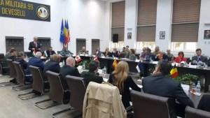 Ambasadorii țărilor NATO prezenți la Deveselu