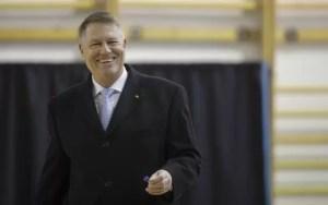 Slatina a votat cu Iohannis