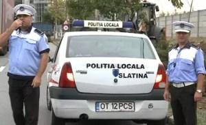 Amenzi pe bandă rulantă aplicate de polițiștii locali
