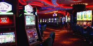 Tentativă de tâlhărie, într-o sală de jocuri de noroc