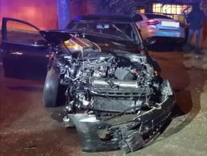 Accident cumplit în Slatina