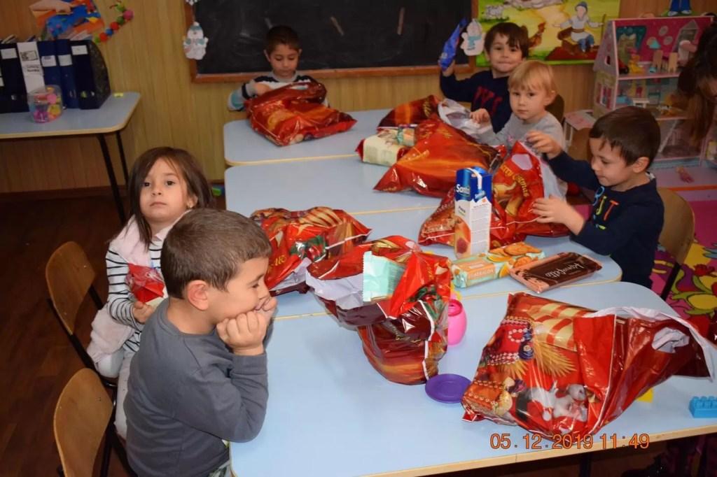 Copii Corabia Mos Nicolae