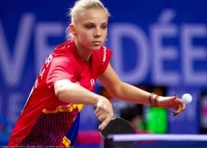 Adina Diaconu, la Campionatul Naţional de Tineret