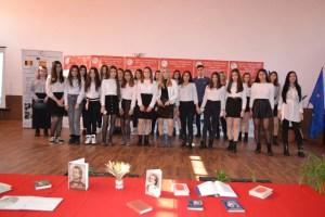 """Ziua Culturii Naționale, sărbătorită la  Liceul Tehnologic """"P. S. Aurelian"""" din Slatina"""