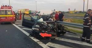 Accident MORTAL soldat cu 7 victime