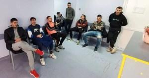 Fotbaliştii de la CSM Slatina, la vizita medicală