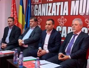 PSD Caracal are o nouă conducere