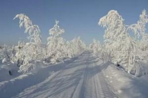 Iarna vine de Bobotează