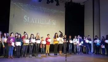 gala_slatinei Slătineanca Diana Țolu a obținut AUR la Olimpiada Europeană de Matematică pentru Fete