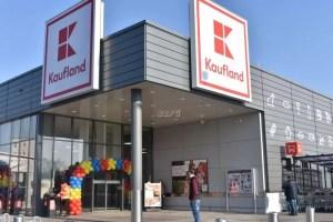 Kaufland majorează la 3.650 de lei venitul minim brut în companie, de la 1 martie