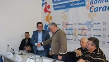 proromania Marian Doldurea candidatul PSD la funcția de primar al Municipiului Caracal