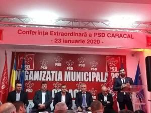 PSD Caracal nu este de acord cu mărirea salarială din Primărie