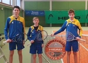 Fiul lui Ştirbu a câștigat finala Campionatelor Europene de Iarnă la tenis