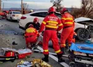 Accident MORTAL: un motociclist a fost UCIS de o șoferiță