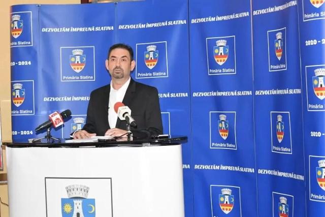 Emil_MOT_prezentare_buget_2020 Primăria Slatina vine în sprijinul bătrânilor