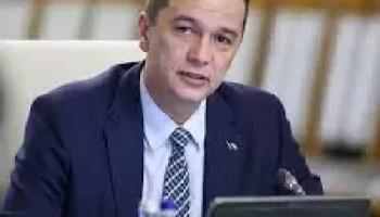 Grindeanu_ Sorin Grindeanu NU a semnat adeziunea la PSD: Anunț despre candidatura la șefia partidului