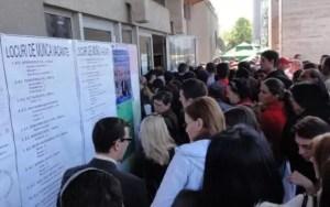 Mai mulți șomeri în Olt