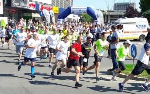 Start pentru înscrierea la 'Slatina City Run'