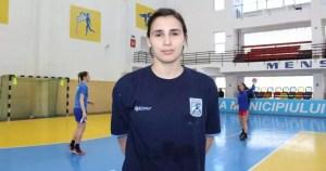 Lorena Ostase, în lotul României