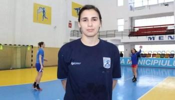 d352dc77b906a922dec1d1f22575e016 Lorena Ostase, în stagiul de pregătire al turneului preolimpic din Muntenegru