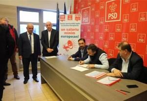 Social –democrații olteni susțin Campania PES