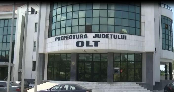prefectura olt