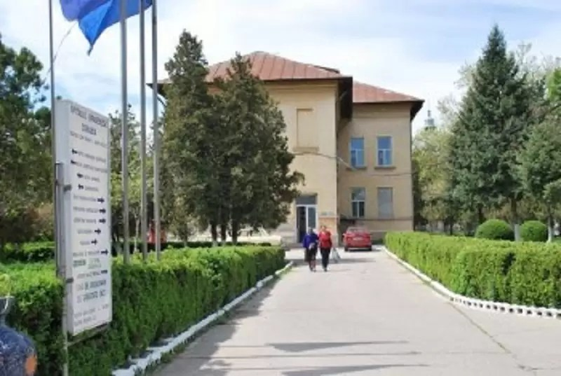 spital corabia 1