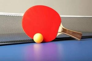 Federația Română de Tenis de Masă suspendă toate competițiile