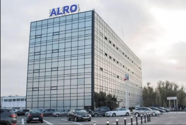 ALRO-SLATINA-2020 Grupul ALRO a înregistrat o cifră de afaceri de 2,78 miliarde RON