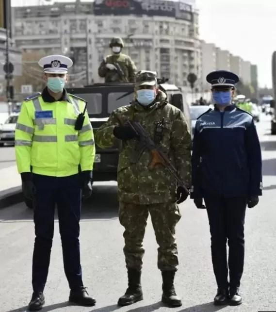 Armata-si-Politia-Romana Marcel Vela: Ordonanța militară nr. 4 - interdicții noi