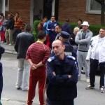 Scene INCREDIBIE: o tânără a fost RĂPITĂ dintr-un mall