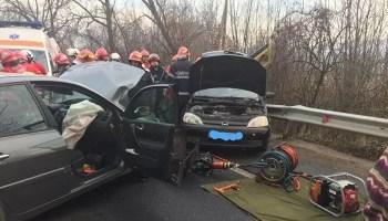 accident-masini-SMURD-Hunedoara-1 Încă UN MORT la Matei Balș: o persoană a fost găsită carbonizată în baie