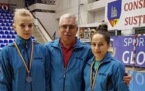 Adina Diaconu şi Irina Ciobanu, campioane naţionale la seniori
