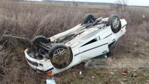 Tineri, implicaţi într-un grav accident