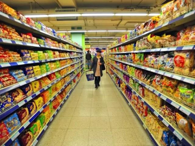 supermarket_55900200 LIDL a restricționat accesul clienților în magazin