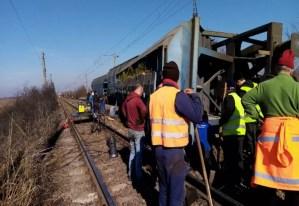 CFR a reluat circulația feroviară pe ruta Fărcașele- Drăgănești Olt