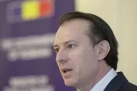 Premierul Florin Cîțu, dat în judecată după ce i-a comparat cu teroriștii pe cei care nu respectă restricțiile COVID