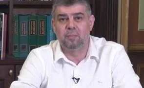 Marcel Ciolacu anunță că PSD a DUBLAT capacitatea de testare a României: 'Nu am mai stat după acest Guvern, depășit total de situație!'