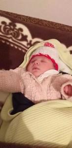 Fetița abandonată va ajunge în grija unui asistent maternal