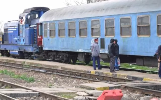 tren CFR Călători nu va mai emite tichete de călătorie pentru orașul Țăndărei