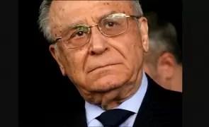 Rolex President, ceasul din aur și cu diamante al lui Ion Iliescu, a fost scos la licitaţie