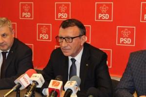 Paul Stănescu a preluat conducerea PSD Călărași