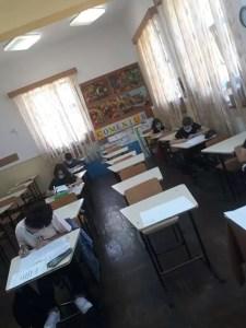 2.834 de elevi au trecut de proba la matematică, de la Evaluarea Națională