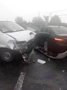 Accident rutier cu victime