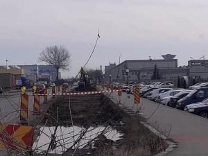 Pe strada Drăgănești se circulă pe patru benzi