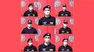 Viitorii pompieri în practică, la ISU Olt